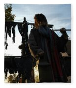 Pirate Guide Fleece Blanket