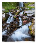 Plaikni Falls Fleece Blanket
