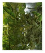 Plant Growth Experiment, Iss Fleece Blanket