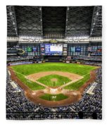 Play Ball 2012 Fleece Blanket