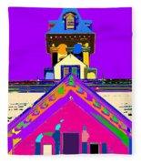 Playhouse Fleece Blanket