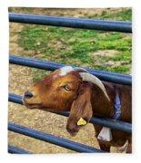 Please Exonerate Me - Billy Goat Fleece Blanket