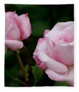 Pleasurable Pink Fleece Blanket
