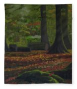 Plein Air 101 Fleece Blanket