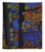 Plein Air 102 Fleece Blanket