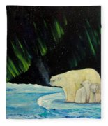 Polar Cinema Fleece Blanket