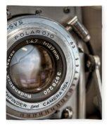 Polaroid Pathfinder Fleece Blanket