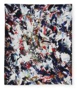 Pollock Fleece Blanket