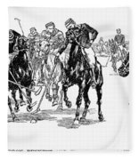 Polo, 1876 Fleece Blanket