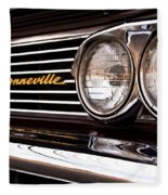 Pontiac Bonneville Fleece Blanket