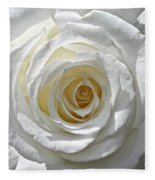 Pope John II Rose Fleece Blanket