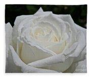 Pope's Rose Fleece Blanket