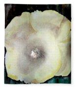 Poppy Pearl  Fleece Blanket