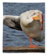 Poser Fleece Blanket