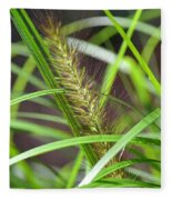 Prairie Dropseed Fleece Blanket