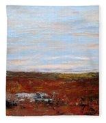 Prairie Fleece Blanket