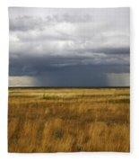 Prairie Sky Fleece Blanket