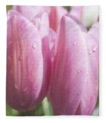 Pretty In Pink 3 Fleece Blanket