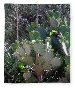 Prickly  Fleece Blanket