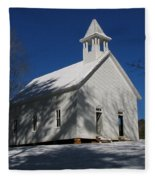 Primitive Methodist Church Fleece Blanket