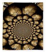 Primrose Design Fleece Blanket