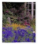 Primrose Hill, Lucan, Co Dublin Fleece Blanket