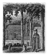 Prince Demetrius Augustine Gallitzin (1770-1840) Fleece Blanket