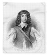Prince Rupert (1619-1682) Fleece Blanket