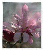 Pristine Pastels Fleece Blanket