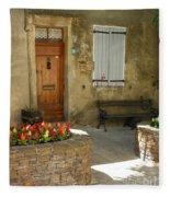 Provence House 2 Fleece Blanket