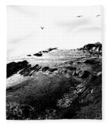 Pt Arena Lighthouse With Effect Fleece Blanket