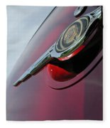 Pt Cruiser Emblem Fleece Blanket