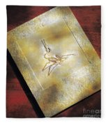 Pterodactylus Elegans Fleece Blanket