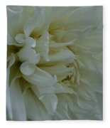 Pure Dahlia Fleece Blanket