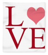 Pure Love Fleece Blanket