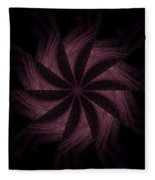 Purple Power Fleece Blanket