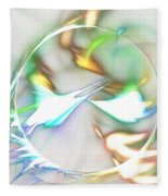 Quasars Fleece Blanket