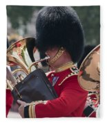 Queens Guards Band Fleece Blanket