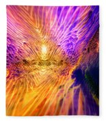 Radiant Flow Fleece Blanket