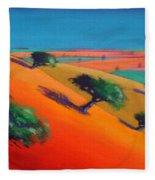 Ragged Stone Hill Fleece Blanket
