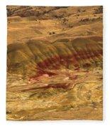 Rainbow Hills Fleece Blanket