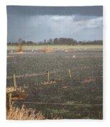 Rainfall Fleece Blanket