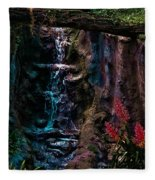 Rainforest Eden Fleece Blanket