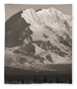Rangell-st.elias Range Fleece Blanket