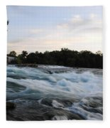 Rapids Fleece Blanket