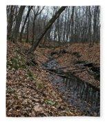 Ravine Creek Fleece Blanket