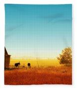 Rawdon Everyday Life 02 Fleece Blanket