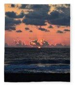 Rays Fleece Blanket