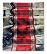 Red Carpet Treat Fleece Blanket