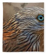 Red Kite - Featured In The Groups - Spectacular Artworks And Wildlife Fleece Blanket